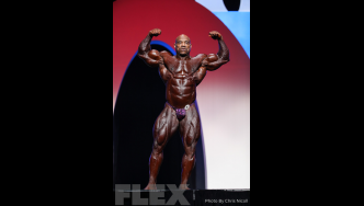 Dexter Jackson - Open Bodybuilding - 2019 Olympia