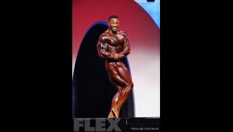 Patrick Moore- Open Bodybuilding - 2019 Olympia