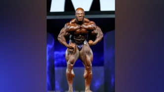 Phil Heath - Open Bodybuilding - 2018 Olympia
