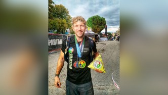 'Muscle & Fitness' Takes on the Spartan Beast