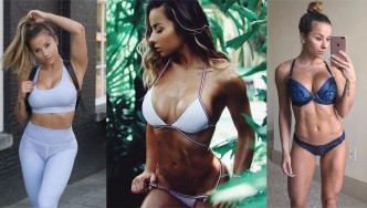 Gym Crush: Sandra Prikker