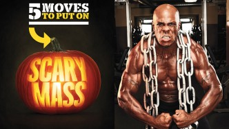 Scary Mass Workout
