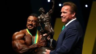 Arnold Schwarzenegger Roelly Winklaar
