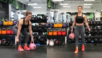 3 Loaded Carry Finishers to Boost Upper-Body Strength and Calorie Afterburn