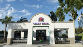 Taco Bell fast food transformation