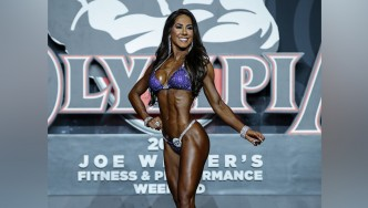 Angelica Teixeira - Bikini - 2019 Olympia