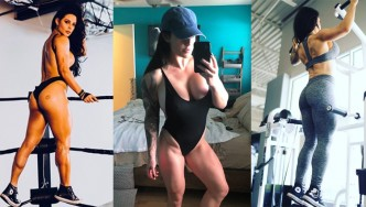 Gym Crush: Celeste Bonin
