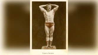 10 Facts About Bodybuilding Legend Eugen Sandow