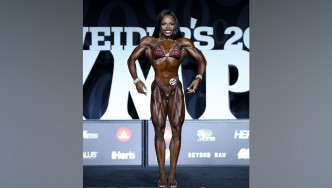 Cydney Gillon - Figure - 2018 Olympia
