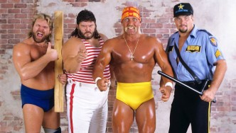 The Hulkamaniacs.