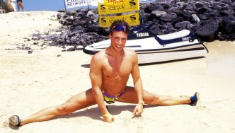 7 Times Jean-Claude Van Damme Crushed Throwback Thursday on Instagram