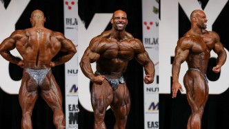 Juan Morel Wins the Bodybuilding Open at the 2019 Arnold South America