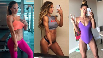 Gym Crush: Karina Elle