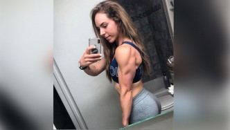 Ten Time Katie Anne Rutherford was the Ultimate Fitness Inspiration