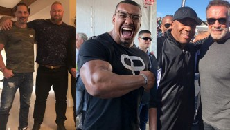 The 5 Best Moments From Arnold's Inaugural Pro Strongman USA Competition  thumbnail