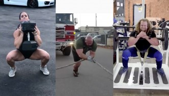 Most Impressive Feats of Strength of 2018 thumbnail