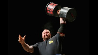 8 of 'The Mountain's' Craziest Feats of Strength on Instagram