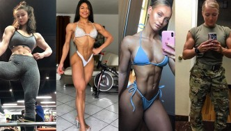 13 of the Most Jacked Women on Instagram