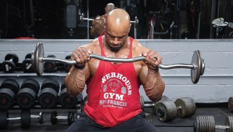4 Moves for Huge Arms and Killer Grip Strength