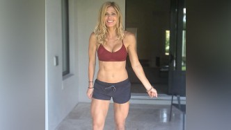 10 Times Torrie Wilson Inspired Us to Hit the Gym
