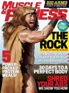 Muscle & Fitness September 2014 Cover - The Rock thumbnail
