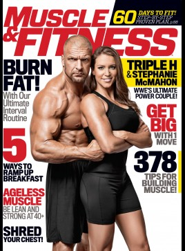 muscle and fitness cover dec jan 2015
