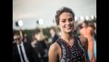 Alicia Vikander attends the 21st Annual Critics' Choice Awards at Barker Hangar thumbnail