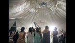 Bouquet Toss at Wedding thumbnail