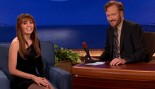 Video: Roberta Mancino on Conan thumbnail