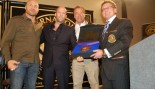 Arnold Schwarzenegger Hosts International Sports Hall of Fame thumbnail