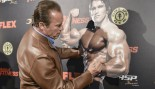 Arnold Schwarzenegger Party at  Gold's Gym Venice thumbnail