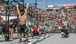 Big Names Top CrossFit Leaderboard Going Into Final Day  thumbnail