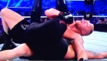 Brock Lesnar Ends The Undertaker's Winning Streak thumbnail