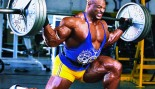 Ronnie Coleman: Walking Lunge  thumbnail