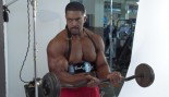 David Otunga WWE - Muscle & Fitness Cover Shoot thumbnail