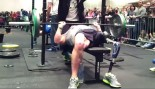 Wounded Warrior Inspires Arnold With CrossFit Workout Video thumbnail