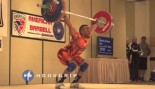 Derrick Johnson Sets New US Snatch Record thumbnail