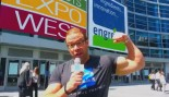 Eric The Trainer at Natural Products Expo West thumbnail