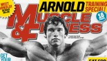 Everything Arnold in the February M&F thumbnail