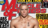 Grapple With Georges St-Pierre in the November M&F! thumbnail