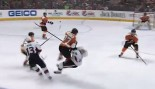 Massive Hit During NHL Game thumbnail