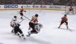 Massive Hit During NHL Game thumbnail