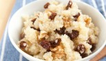Amaranth Hot Cereal with Cherries and Walnuts thumbnail