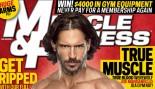 Get Joe Manganiello's Werewolf Workout in the January M&F! thumbnail