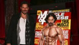 Muscle & Fitness Issue Launch Party With Joe Manganiello thumbnail