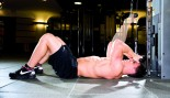 Attack Your Biceps With the Lying Cable Curl thumbnail