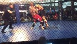 Check Out This Peculiar MMA Fight Finish thumbnail