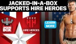 M&F and Jacked-In-A-Box Support Hire Heroes USA thumbnail