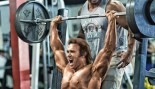 Mike O'Hearn Shoulder Press thumbnail