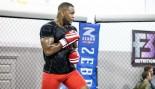MMA Fighter Rashad Evans Talks Dan Henderson and Motivation thumbnail